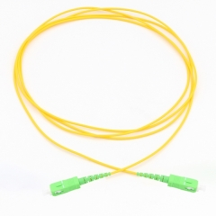 SC/APC-SC/APC Fiber Patch Cable