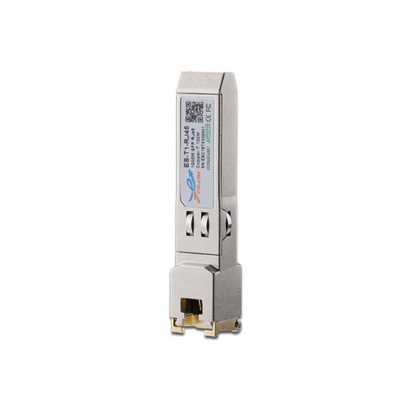 1000BASE-T Copper SFP Transceiver 100M
