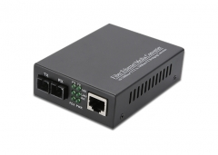1000M Dual Fiber External Power Supply external PSU