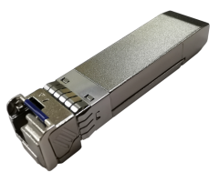 14.025Gbps SFP+ BIDI Transceiver, Single Mode, 10km Reach 1330nm TX / 1270nm RX