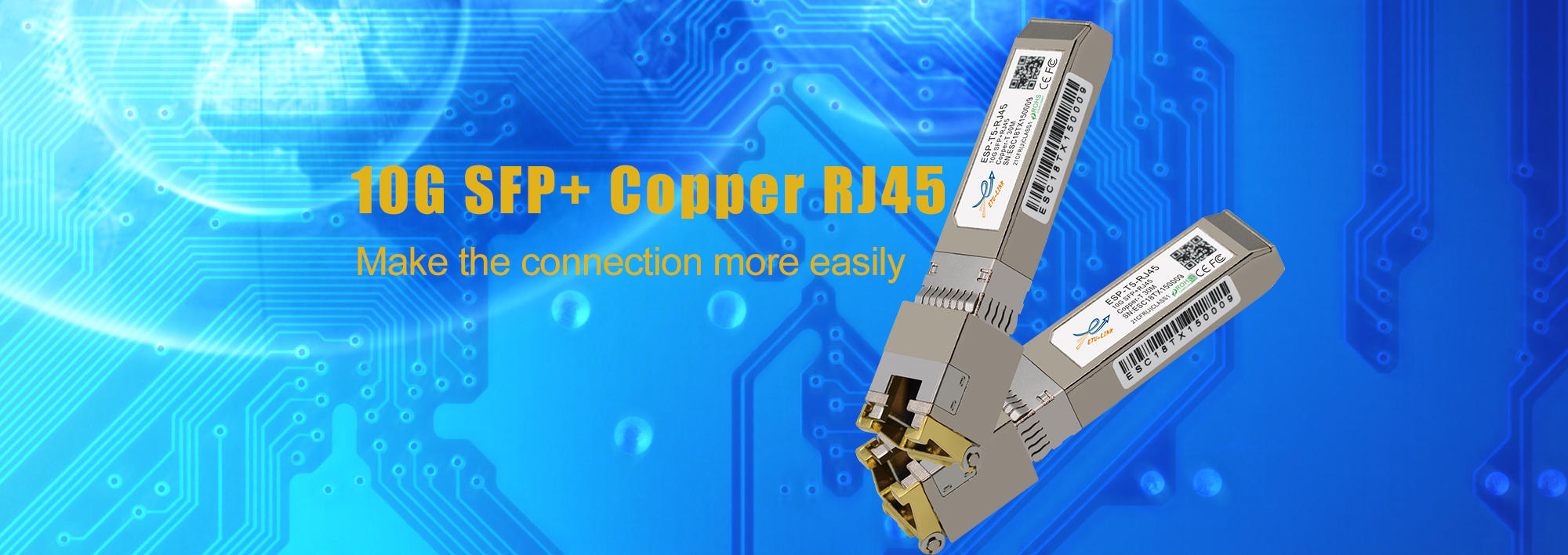 SFP+ Optical Transceivers
